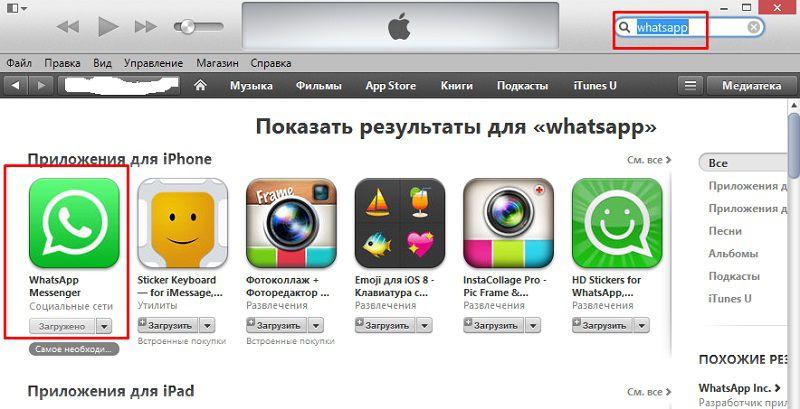 Скачать приложение ватсап бесплатно для айпад скачать программу видео флеш плеер
